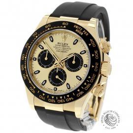 RO22580S Rolex Cosmograph Daytona 18ct Gold Cerachrom Unworn Back