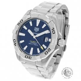 TA21065S Tag Heuer Aquaracer Calibre 5 Back
