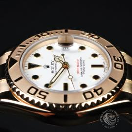 RO21757S Rolex Yacht-Master Mid size 18ct Close7