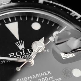 RO21817S Rolex Submariner Date Close5