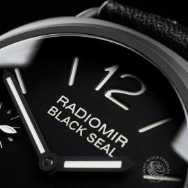 PA22334S Panerai Radiomir Black Seal Close 3