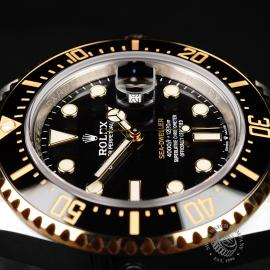 RO22038S Rolex Sea-Dweller Unworn Close6 1