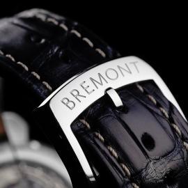 BM1942P Bremont Hawking White Gold Close8