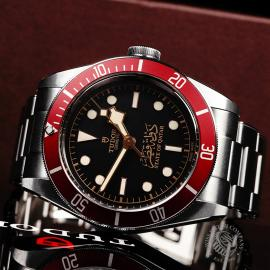 TU22224S Tudor Heritage Black Bay Red Unworn Close10 2