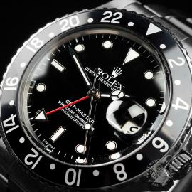RO22418S Rolex Vintage GMT-Master Close 2 1
