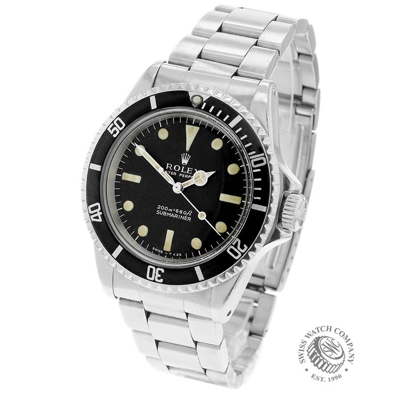 Rolex Vintage Submariner (Meters First)