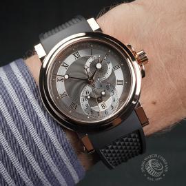 BG22612S Breguet Marine Dual Time Wrist