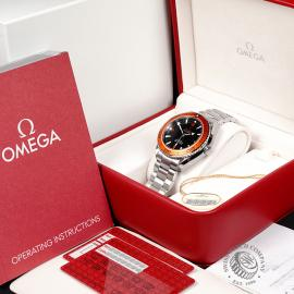 OM21969S Omega Seamaster Planet Ocean 600M Co-Axial Box
