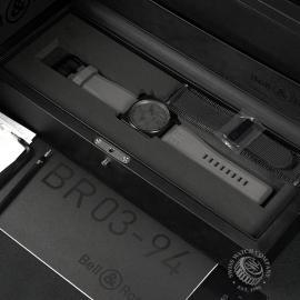 16369S Bell & Ross BR 03-94 Commando Box