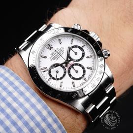 RO22022S Rolex Cosmograph Daytona 'Zenith' Wrist 1