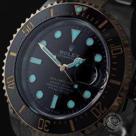 RO22038S Rolex Sea-Dweller Unworn Close1