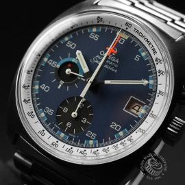 OM21085S Omega Vintage Seamaster Chronograph Calibre 1040 Close4 1