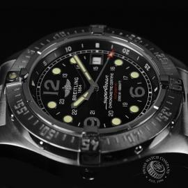19623S Breitling Superocean Steelfish Close1 1