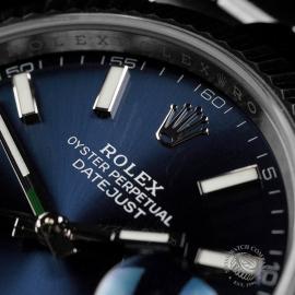 RO22310S Rolex Datejust 41 Close 3