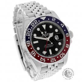 RO21783S Rolex GMT Master II BLRO Dial