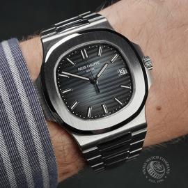 PK22526S Patek Philippe Nautilus Wrist