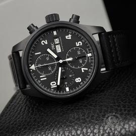 IW1955P IWC Pilots Chronograph Limited Edition Close10