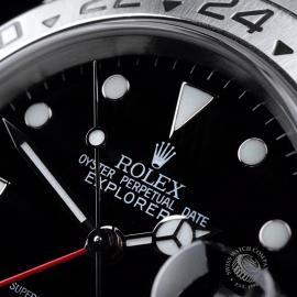RO21586S Rolex Explorer II Close3