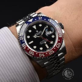 RO21051S Rolex GMT Master II Wrist 1