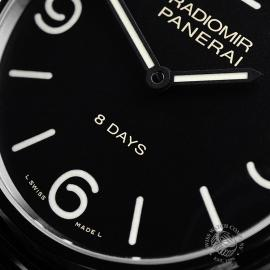 PA22114S Panerai Radiomir Black Seal 8 Days Close4