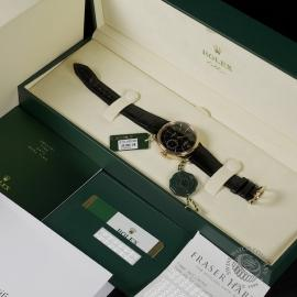 21396S Rolex Cellini Date 18ct Everose Box 3