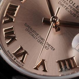 RO22560S Rolex Ladies Datejust Midsize Close4