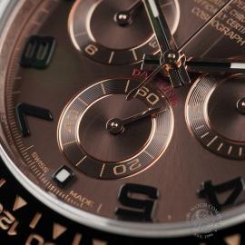 RO22335S Rolex Daytona Everose Ceramic Close4