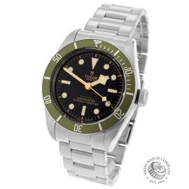 Tudor Heritage Black Bay Harrods Edition