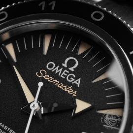 OM22653S Omega Seamaster 300 Master Co Axial SPECTRE Limited Edition Close4