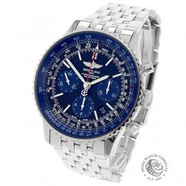 Breitling Navitimer 01 Blue Edition