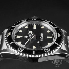RO22567S Rolex Submariner Non-Date Close6
