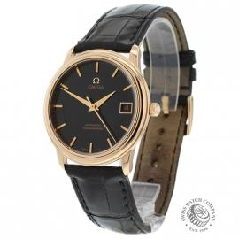 Omega De Ville Prestige 18ct Pink Gold Limited Edition