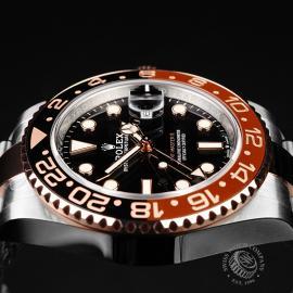 RO22299S Rolex GMT-Master II Unworn Close7