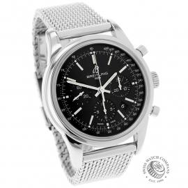 BR22078S Breitling Transocean Chronograph Dial