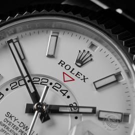 RO22524S Rolex Sky Dweller Close4