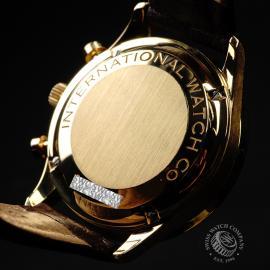 IW22062S IWC Portuguese 18ct Chronograph Close9