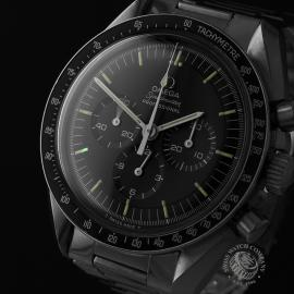 OM22108S Omega Vintage Speedmaster Moonwatch Close1