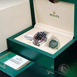 RO21787S Rolex GMT-Master II BLRO Box