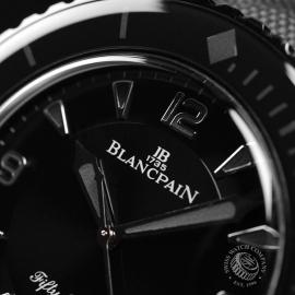 BL19823S Blancpain Black Knight Fifty Fathoms Automatic Close4