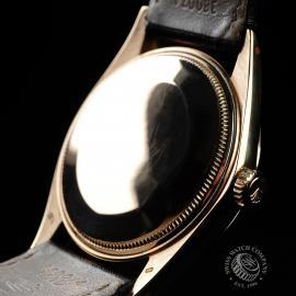 RO21812S Rolex Vintage Date 18ct Close8