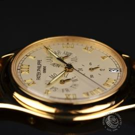 PK21281S Patek Philippe Annual Calendar 18ct Close9