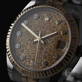 RO21580S Rolex Datejust Midsize Close1