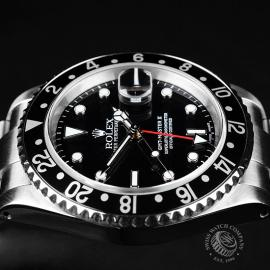 RO21811S Rolex GMT-Master II Close6