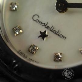 18013S Omega Ladies Constellation My Choice Mini Quartz Close8