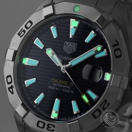 TA21065S Tag Heuer Aquaracer Calibre 5 Close1