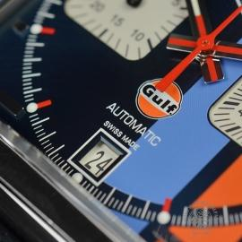 Tag Heuer Monaco Calibre 11 Gulf Limited Edition Close8