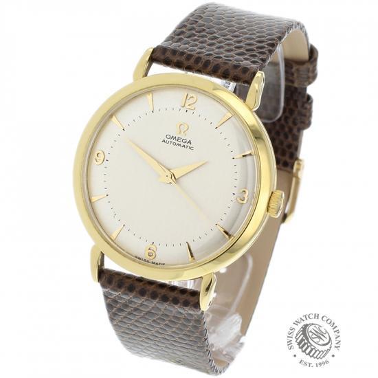 Omega Vintage 18ct Gold Dress Watch