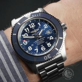 BR22441S Breitling Superocean II 44 Wrist