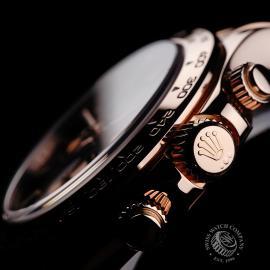RO22074S Rolex Daytona Everose Gold Close7