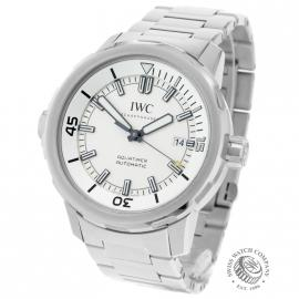 IW21258S IWC Aquatimer Back